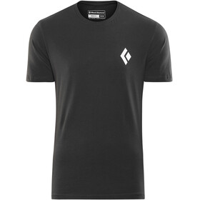 Black Diamond Equipment for Alpinist - T-shirt manches courtes Homme - noir